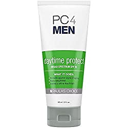 Paulas Choice PC4MEN Daytime Protect SPF 30 Moisturizer with Antioxidants for Men - 2 oz