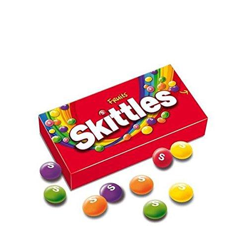 Skittles fruits boîte de 45g - ( Prix Unitaire ) - Envoi Rapide Et Soignée