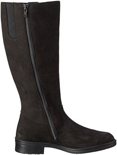 Legero - Iseo, Stivali alti con imbottitura leggera Donna Nero (Nero (Nero 00))