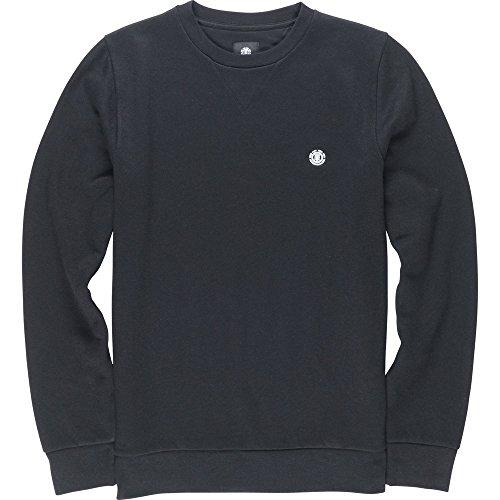 Element Herren Cornell Classic Cr Sweatshirts Black