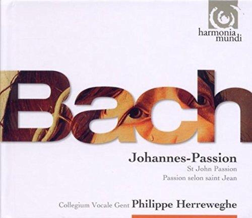 Bach : Passion selon saint Jean - Cantates BWV 22, 23, 127 & 159 (jesu deine passion)