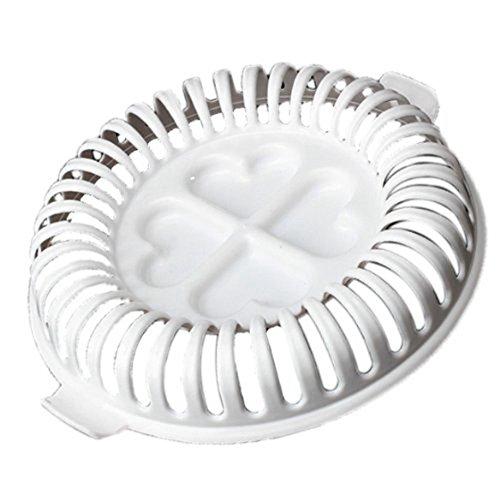 patatas fritas al horno dispositivos – SODIAL(R) Utensilio DIY para Patatas Fritas Microondas en Casa