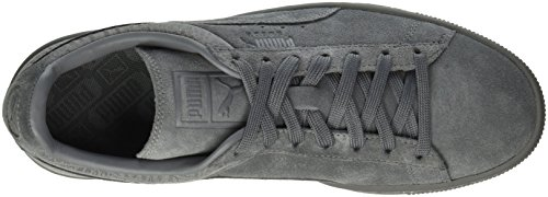 Puma Suede Classic Casual Emboss Sneaker Herren Grau (STEEL GREY 05STEEL GREY 05)