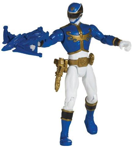 Power Rangers Megaforce Blauer Ranger (Megaforce Ranger Power Blau)