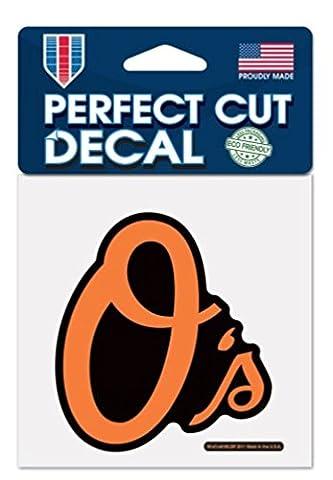 MLB Baltimore Orioles 10x10 cm (4