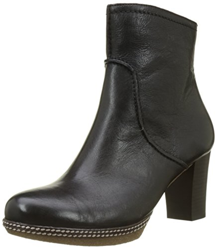 Gabor Shoes Damen Comfort Sport Stiefel, Schwarz (27 Schwarz (Micro)), 38 EU