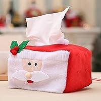 zhang-hongjun,La Nueva atmósfera navideña está Decorada con Cajas de pañuelos de muñecas