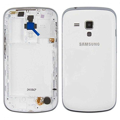 New Housing Body Panel - For Samsung Galaxy S duos s7562 - White  available at amazon for Rs.144