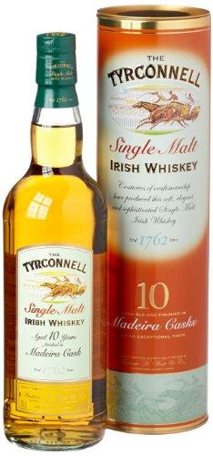 The Tyrconnell Madeira Finish Irish Whisky mit Geschenkverpackung 10 Jahre (1 x 0.7 l)