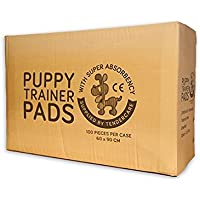 Tendercare Extra Large 60x90 cm Puppy Training Pads (100)