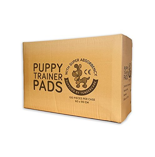 Tendercare 60×90 cm Premium Extra Large Puppy Training Pads (50)