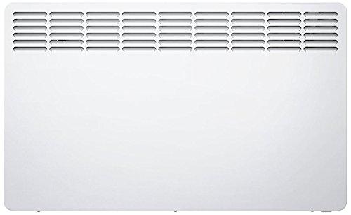 STIEBEL ELTRON elektronisch geregelter Wandkonvektor CNS 200 Trend, 2 kW, für ca. 20 m², LC-Display, Wochentimer, Offene-Fenster-Erkennung, 236528
