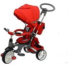 Triciclo Coccolle C102 multifunción rojo Modi