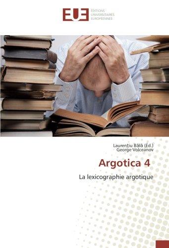 Argotica 4 par George Volceanov