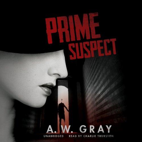 Prime Suspect  Audiolibri