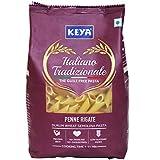 Keya Gourmet Penne Rigate Durum Wheat Pasta 500 gm x 1