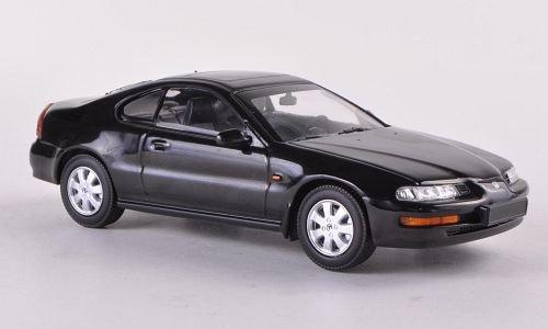 Honda Prelude, schwarz , 1992, Modellauto, Fertigmodell, Minichamps 1:43