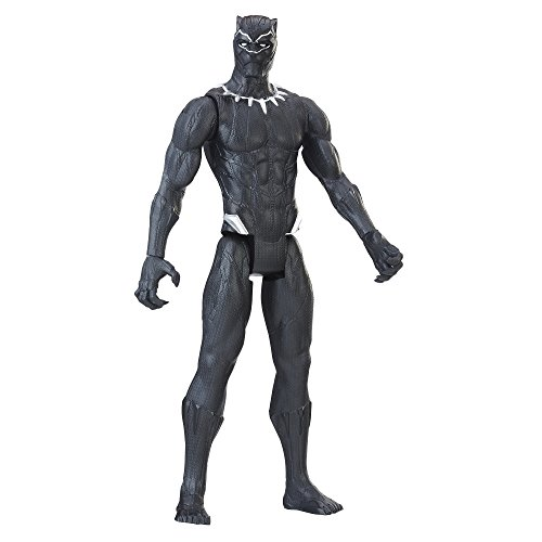 Marvel Black Panther Titan Hero Series 12 Inch [Black Panther] - Serie 12
