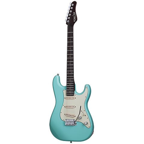 SCHECTER NICK JOHNSON USA CUSOM AG · GUITARRA ELECTRICA