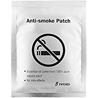Ballylelly El parche anti-humo de ingredientes naturales 35PCS / SET reduce el deseo de