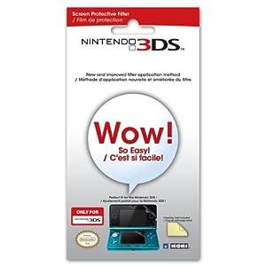 Nintendo 3DS – Bildschirm-Schutzfolie