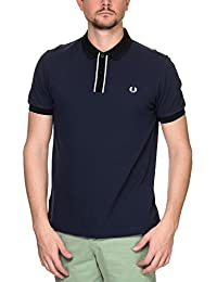 Fred Perry Tipped Placket Pique Shirt, Polo