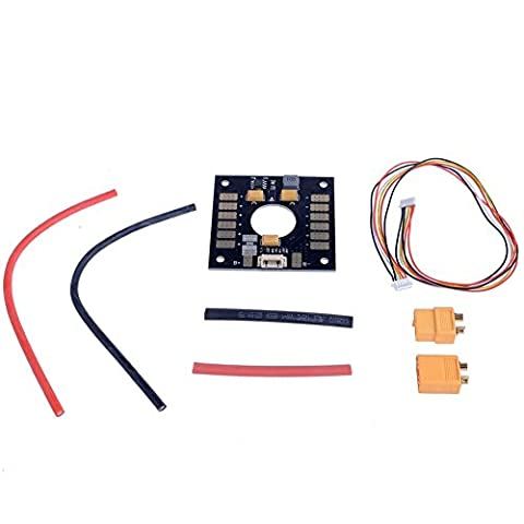 Neewer® RC Spare Part 3 in 1 APM Current Voltage Sensor Current Meter/BEC Power Module/Section Board