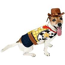 Rubies 3580210 – Woody Perros Disfraz, Amarillo/Marrón