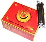 caja, iluminación rápida narguile carbón x 10 (pacchetto)