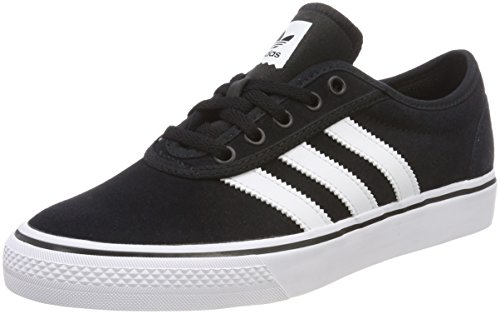 on sale 42031 d4b92 adidas Adi-Ease, Zapatillas de Skateboard para Hombre, Negro Footwear  White Core