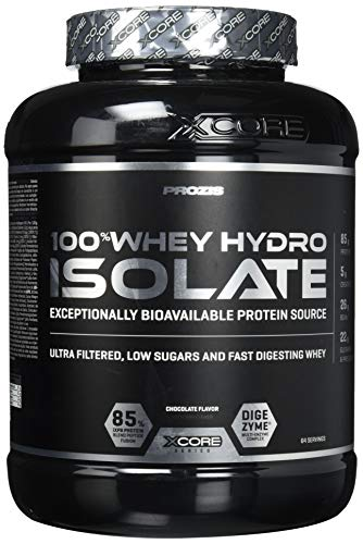 Prozis 100% Whey Hydro Isolate SS 2000 g Schokolade -
