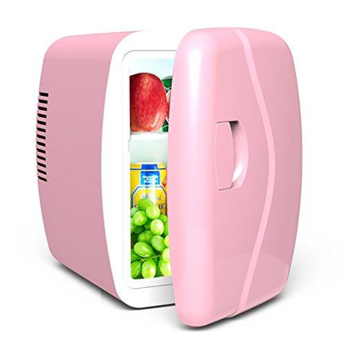 N PENG SHOP 4L Mini Home Student Dormitory Kosmetik Milchkühlung (Farbe : Pink) ()