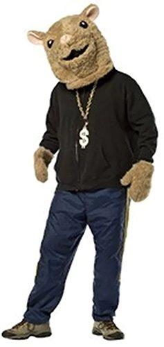 Hamster Kostümset (Hamster Kostüm Für Erwachsene)