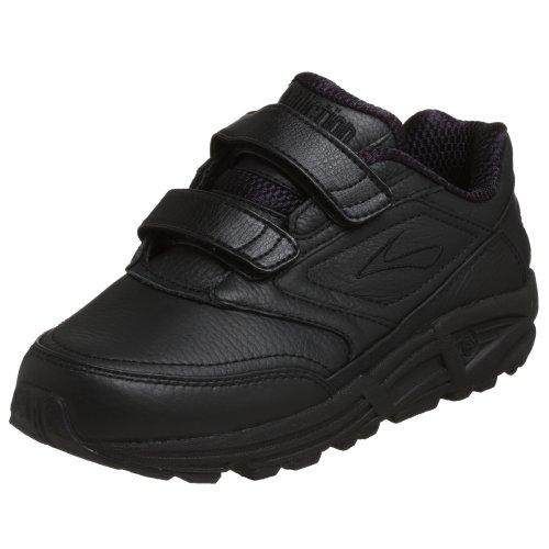 Brooks  Addiction Walker V-Strap W, Chaussures de randonnée femme Noir (Black)