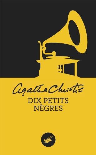 Dix Petits Negres by Agatha Christie (2005-10-08) par Agatha Christie