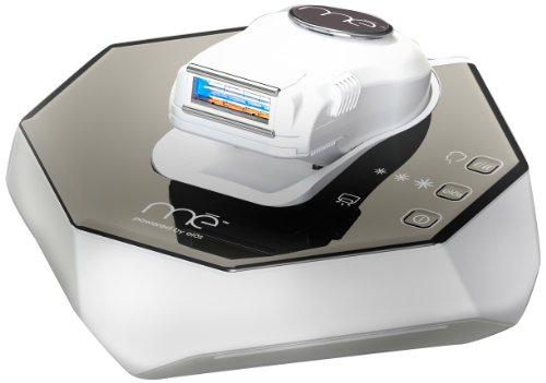 HoMedics Me My Elos Quartz Pro Ultra Épilateur à lumière pulsée et radiofréquence