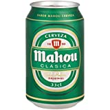 Cerveza Mahou Clásica - 33 cl