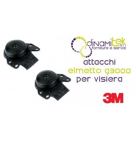 Preisvergleich Produktbild 41358. P3EV/2Paar Anschlüsse Helm Peltor G3000Für Visiere 3m Peltor