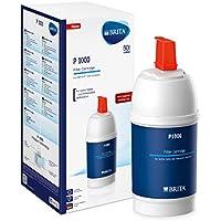 BRITA P1000 - Filtro de Agua para grifo con recambios para 12 meses de agua filtrada, 1 cartucho