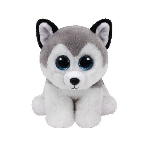 Ty Beanie Baby Buff the Husky Dog