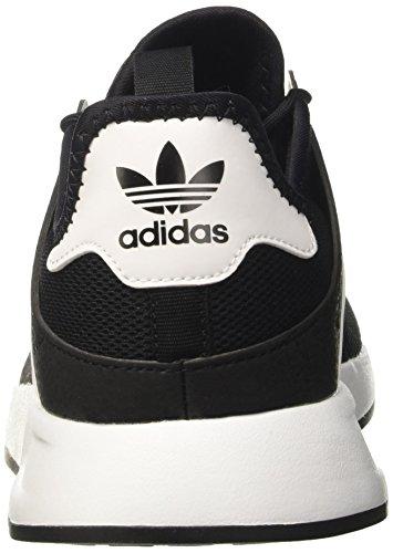 adidas X_PLR, Chaussures de Running Homme, Bianco Noir (Core Black/footwear White)