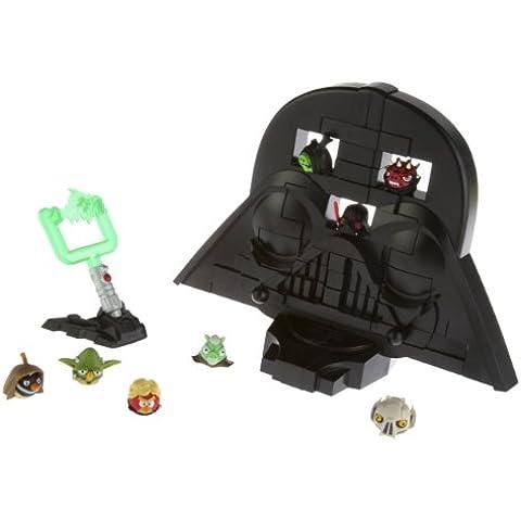 Angry Bird - Juego diseño Star Wars, Darth Vader( Hasbro A4805E24)