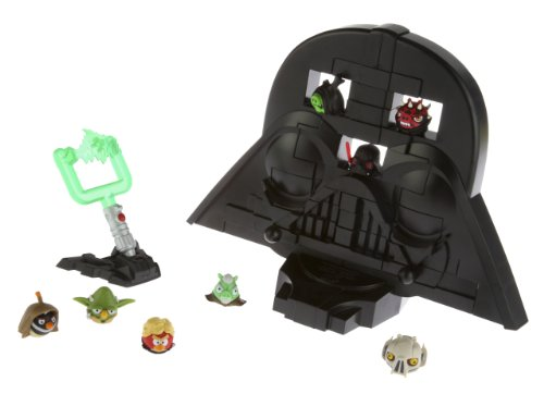 Hasbro Angry Birds Star Wars - Jenga Darth Vader