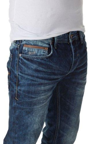 Blend Herren Slim Jeanshose Twister Bleu (76021)