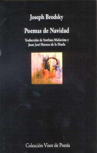 Poemas de navidad (Visor de Poesía) por Joseph Brodsky