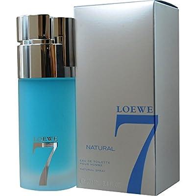 LOEWE LOEWE 7 NATURAL agua de tocador vaporizador 100 ml