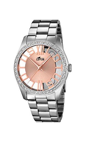 Lotus 18126/1 - Reloj de pulsera Mujer, Acero...