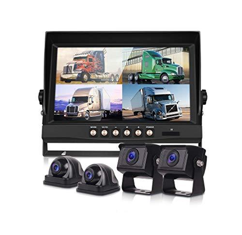 LW Kit de Monitor de cámara de Copia de Seguridad