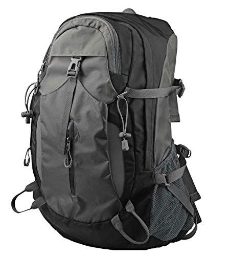 Im Freien Abdeckung (QIANHEDAMAIWanderrucksack 45L Travel & Amp;Wandern der kampierenden Rucksack-kletternden Taschen mit wasserdichtem Regen-Abdeckungs-Rucksack im Freien)