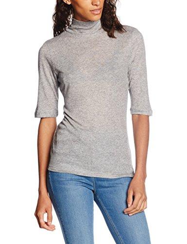 filippa-k-damen-top-mid-sleeve-roller-grau-grey-grey-mel-44